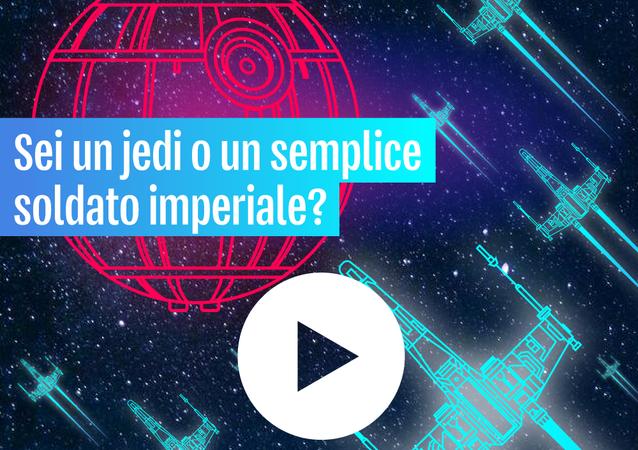 Che personaggio di Star Wars sei?