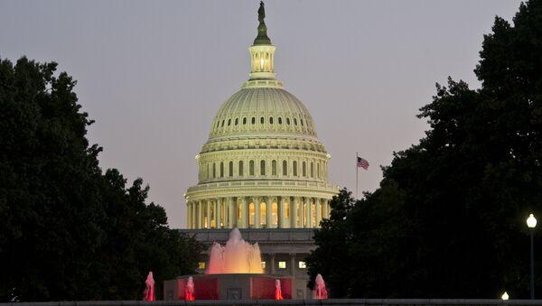 The US Congress building. (File) - Sputnik Italia