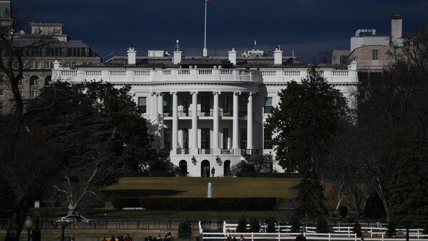 The White House in Washington, D.C. - Sputnik Italia