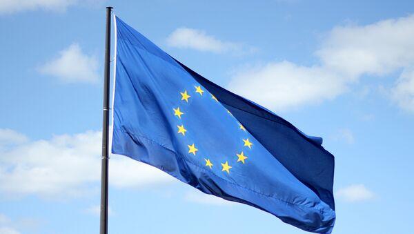 La bandiera Unione Europea - Sputnik Italia