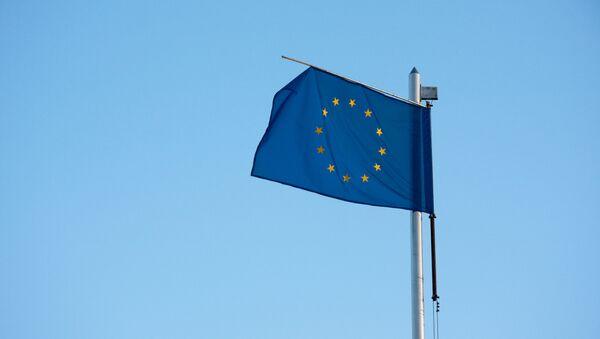 Bandiera Unione Europea - Sputnik Italia