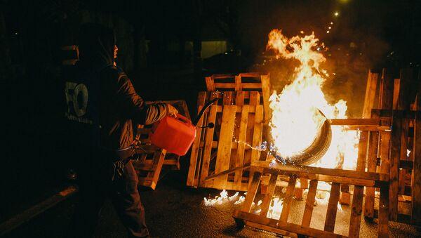Le proteste al carcere di Fresnes. - Sputnik Italia