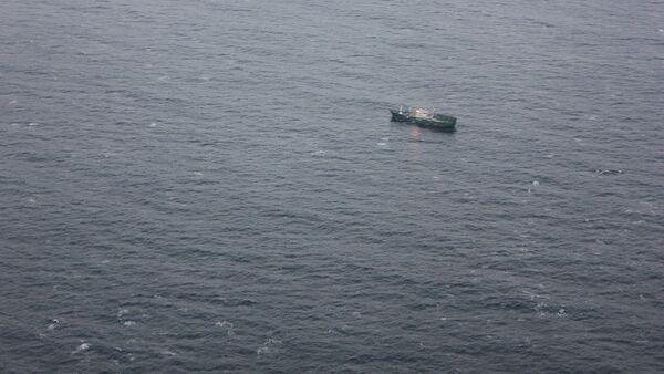 Поиск судна в Японском море. Архивное фото - Sputnik Italia