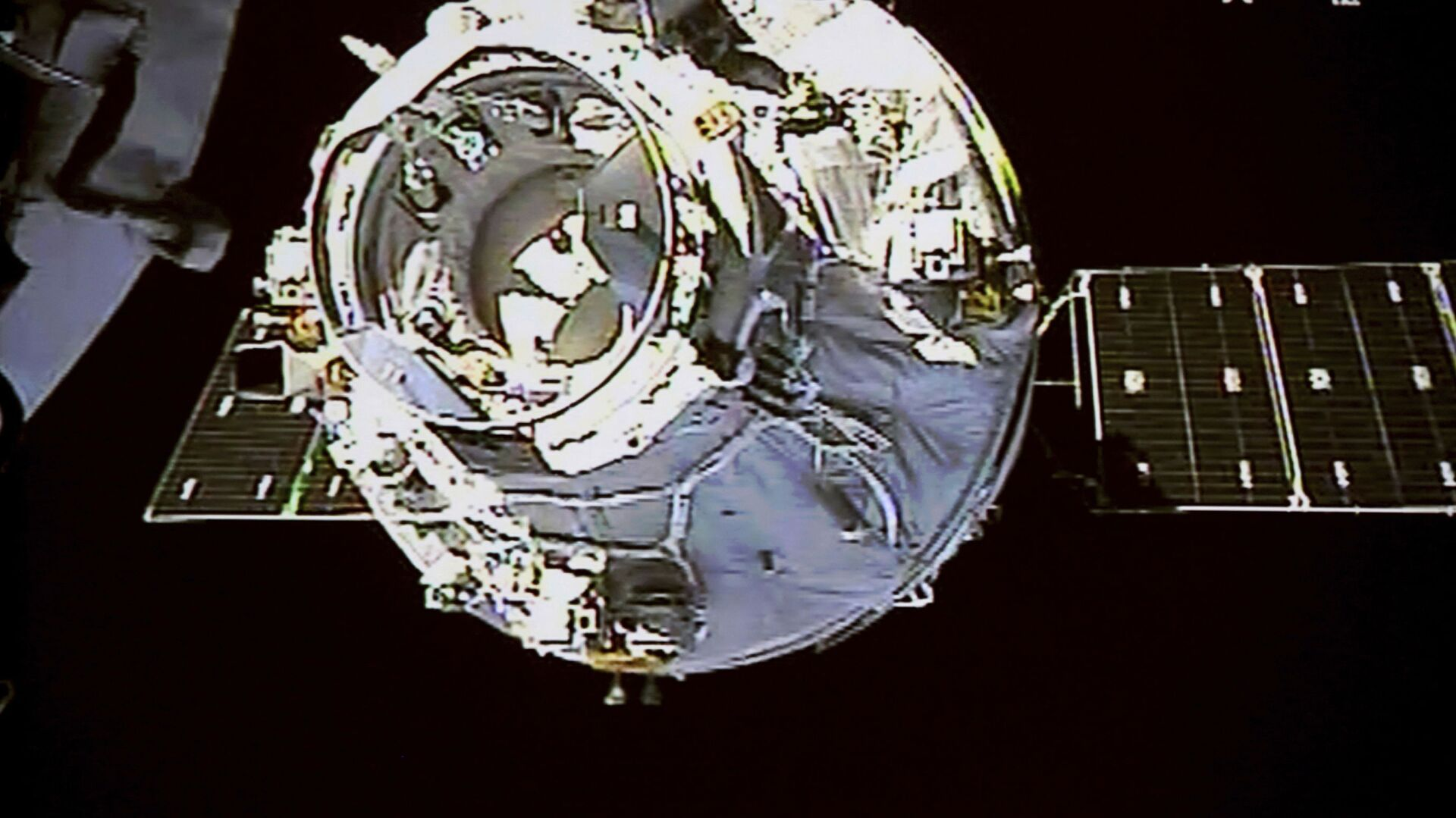 La stazione spaziale cinese Tiangong-1 - Sputnik Italia, 1920, 17.06.2021