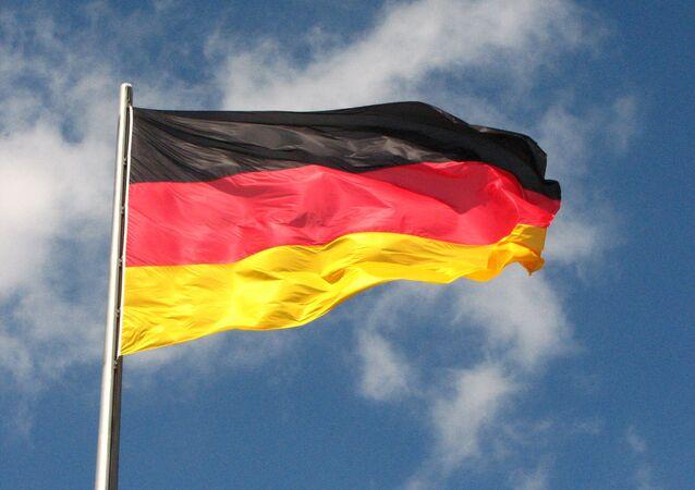 La bandiera tedesca