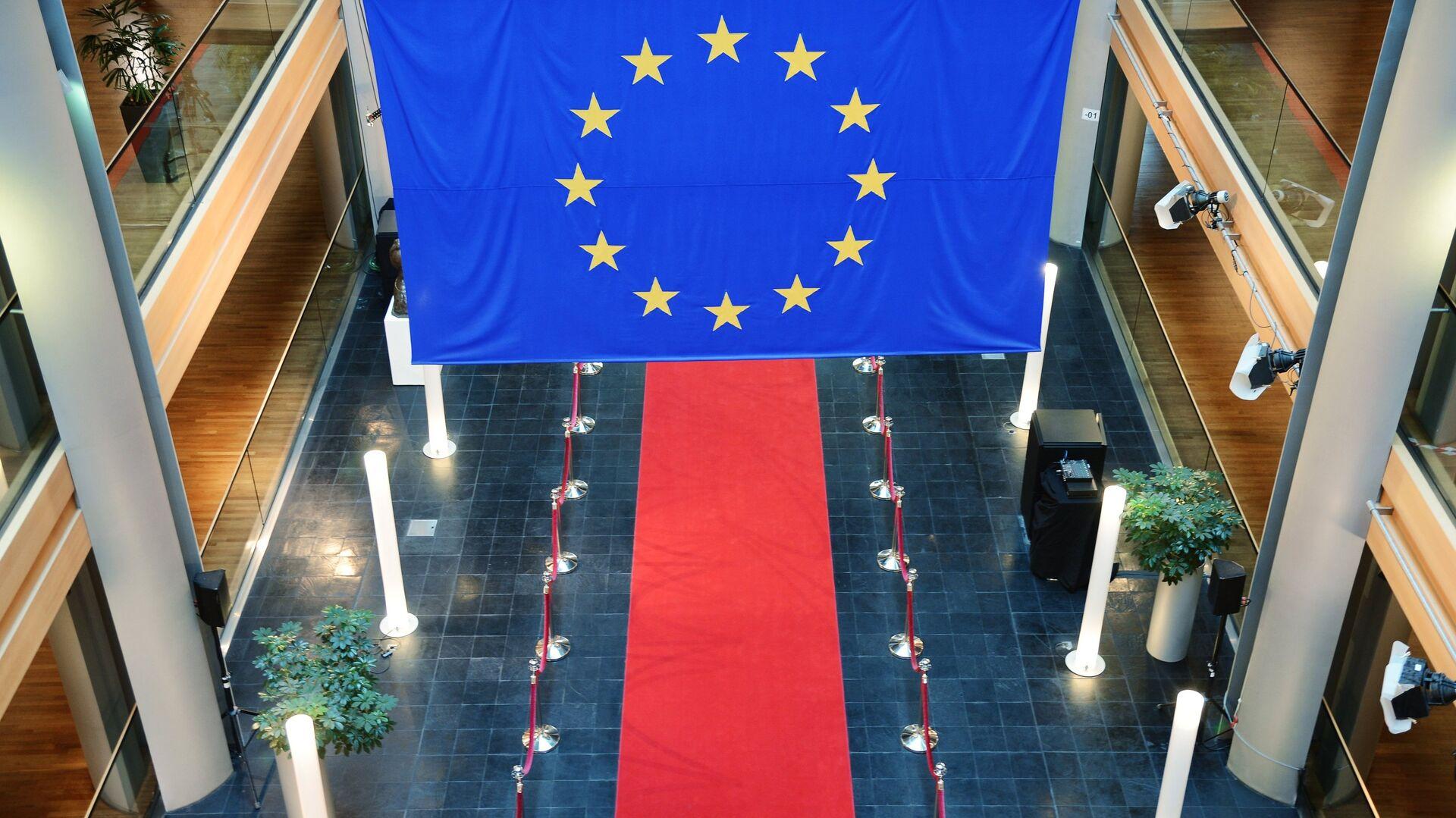 Bandiera dell'Unione Europea - Sputnik Italia, 1920, 02.09.2021
