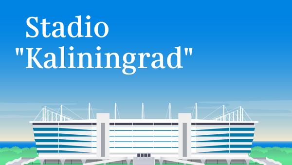 Stadio Kaliningrad - Sputnik Italia