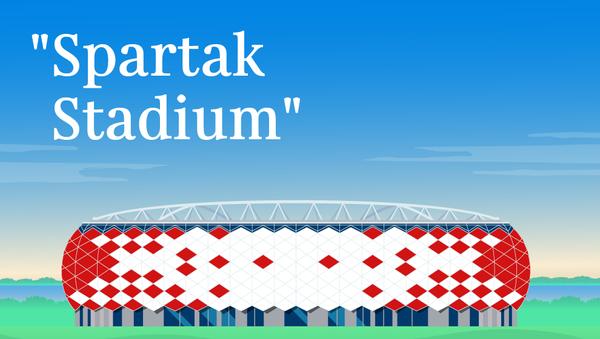 Spartak Stadium - Sputnik Italia