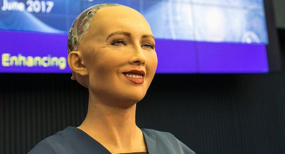 Sophia (robot)