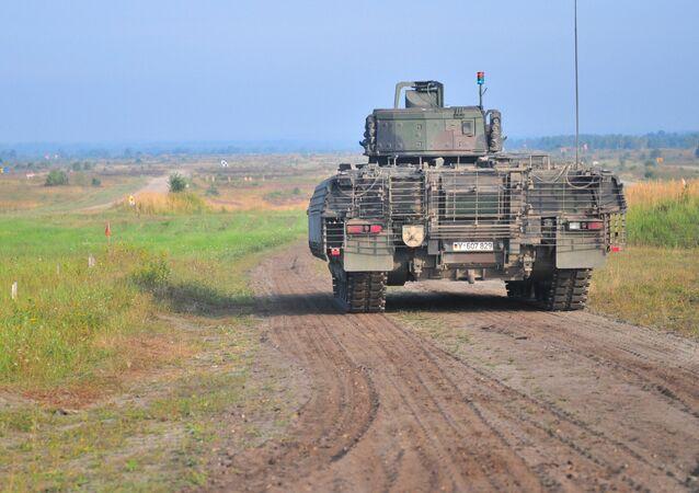 Carro armato NATO