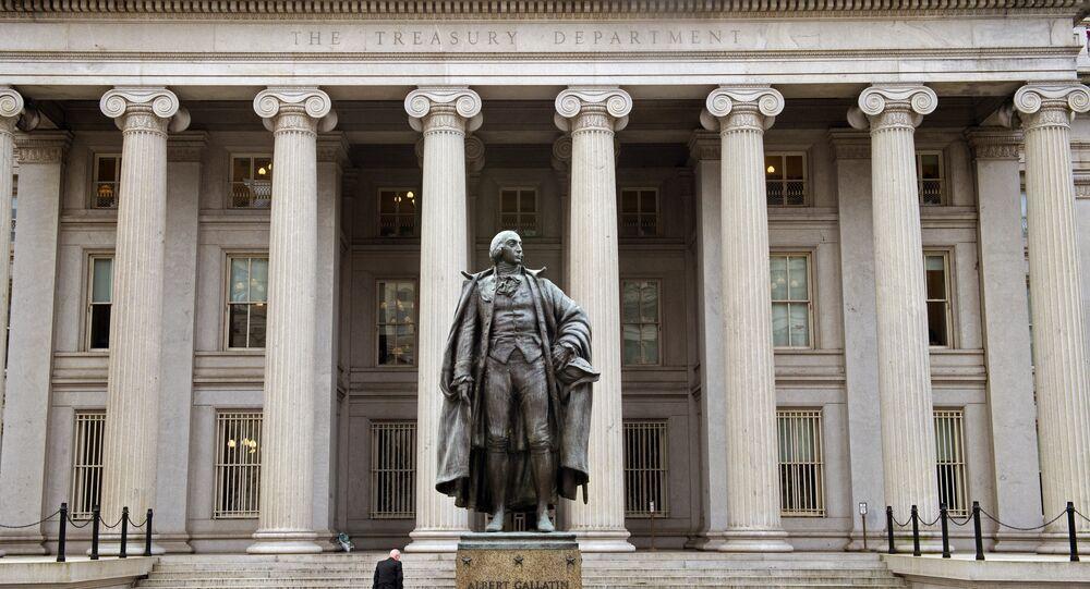 Dipartimento del Tesoro degli Stati Uniti