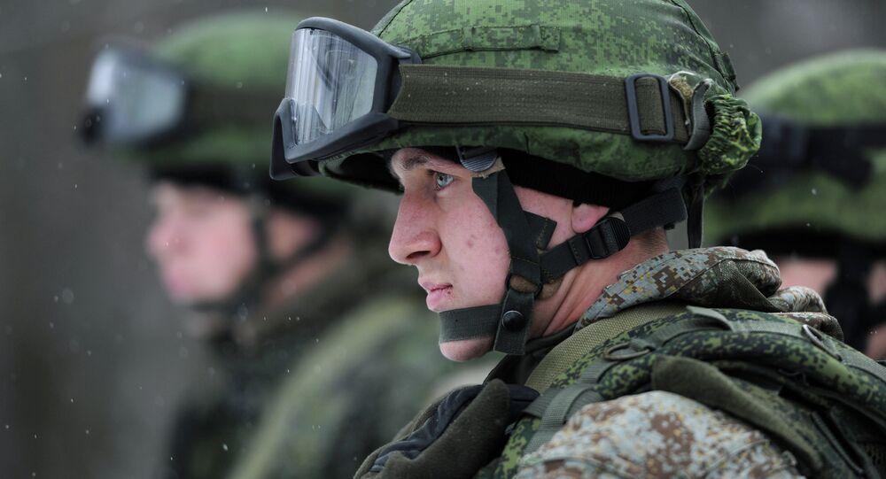 Soldati russi
