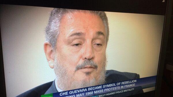 Fidel Angel Castro Diaz-Balart - Sputnik Italia