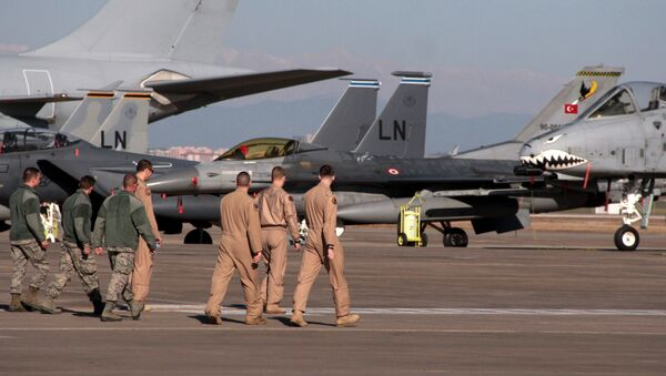 Base militare USA - Sputnik Italia
