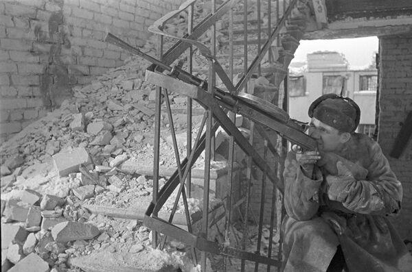 75 anni dalla battaglia di Stalingrado - Sputnik Italia