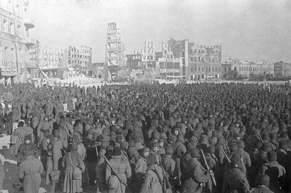 75 anni dalla battaglia di Stalingrado