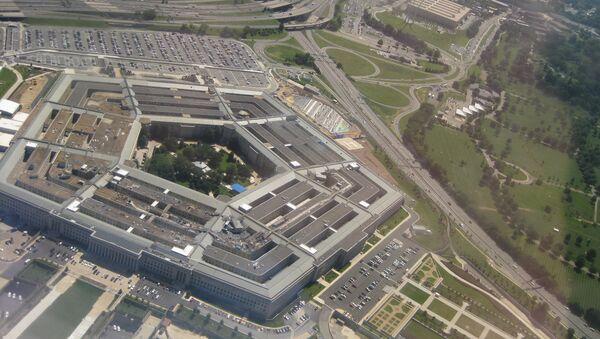 Il Pentagono, il quartier generale del Dipartimento della difesa statunitense. - Sputnik Italia