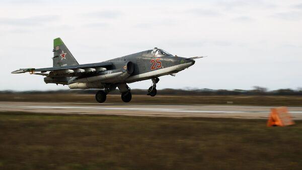 Su-25 - Sputnik Italia