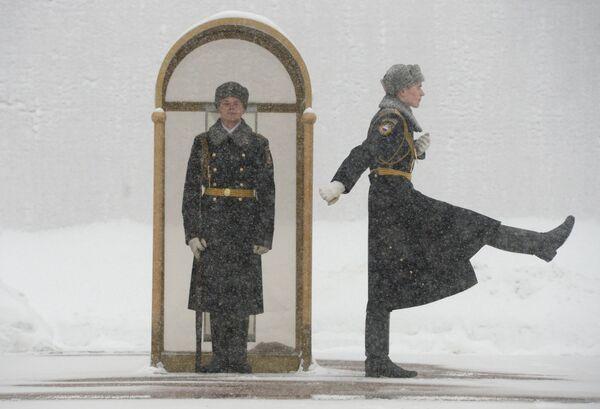 L'inverno vero è di casa a Mosca. - Sputnik Italia