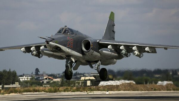 Combat flights of the Russian aviation in Syria - Sputnik Italia