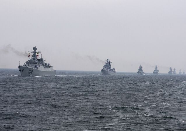Navi militari cinesi