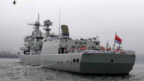 Nave cinese - Sputnik Italia
