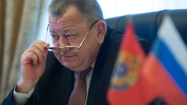 Il viceministro degli Esteri russo Oleg Syromolotov - Sputnik Italia