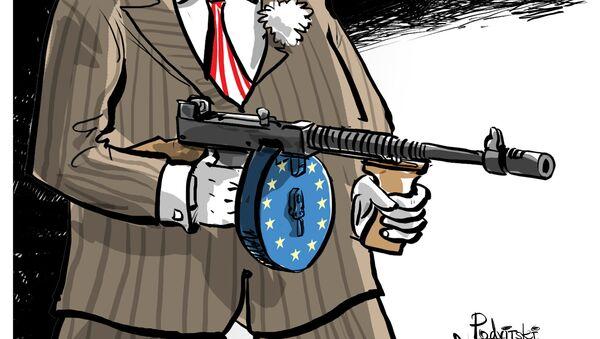 La probabilità di una guerra tra Russia e Europa cresce - Sputnik Italia
