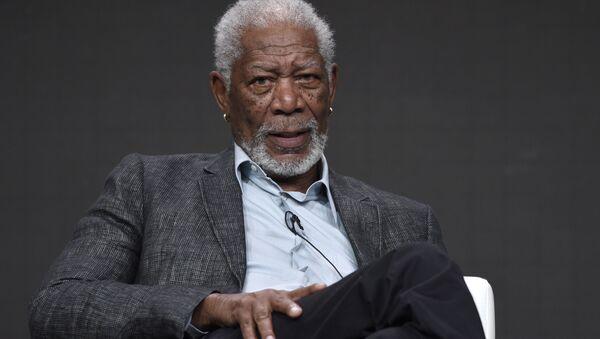 Morgan Freeman - Sputnik Italia