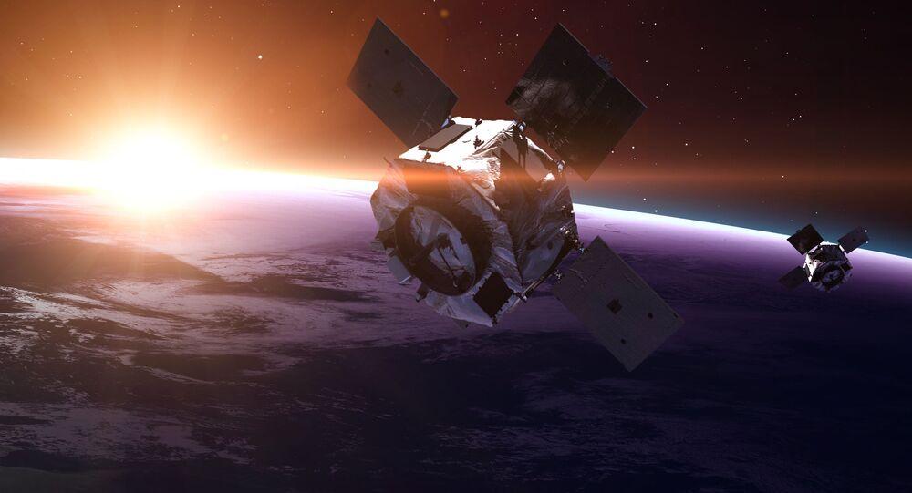 Satelliti (foto d'archivio)