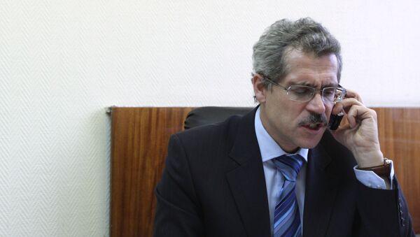 Grigori Rodchenkov. File photo - Sputnik Italia