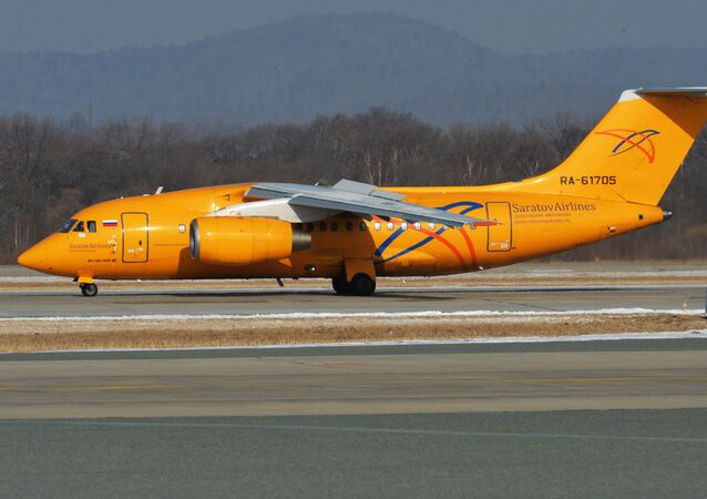 An-148-100B Saratov Airlines