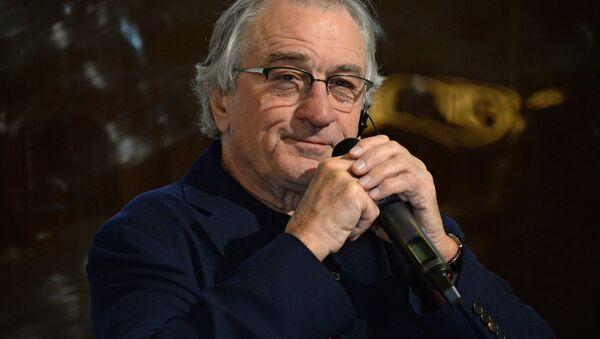 American actor, film director and producer Robert De Niro opens Nobu Crocus City restaurant in Moscow - Sputnik Italia