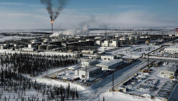 Vankor oil and gas field in Krasnoyarsk Territory - Sputnik Italia