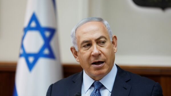 Il primo ministro israeliano Benjamin Netanyahu  - Sputnik Italia