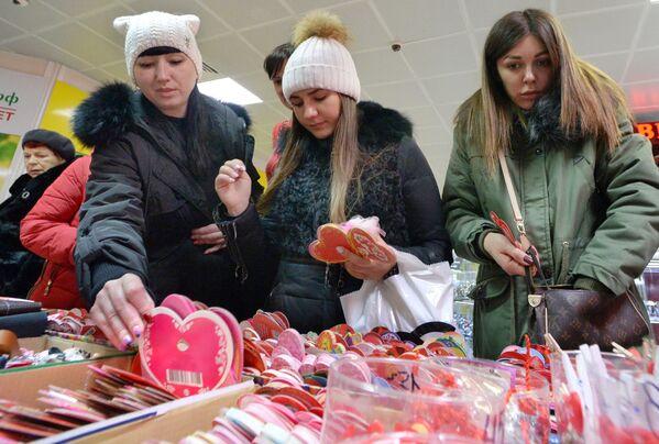 San Valentino in Russia - Sputnik Italia