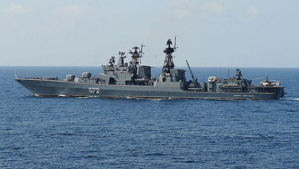 L'antisommergibile Ammiraglio Vinogradov - Sputnik Italia