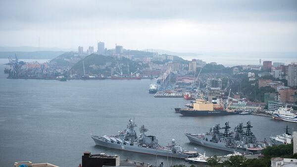 Port of Vladivostok - Sputnik Italia