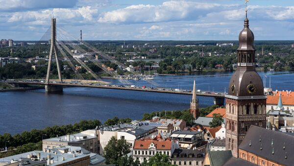 Cities of the world. Riga - Sputnik Italia