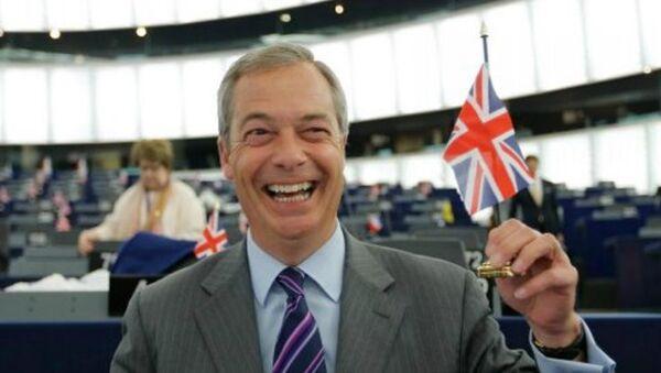 Nigel Farage - Sputnik Italia