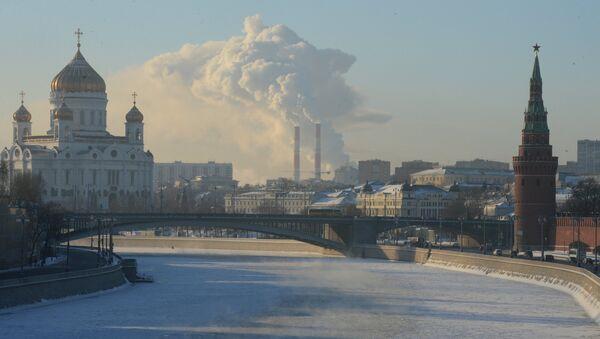Basse temperature a Mosca - Sputnik Italia