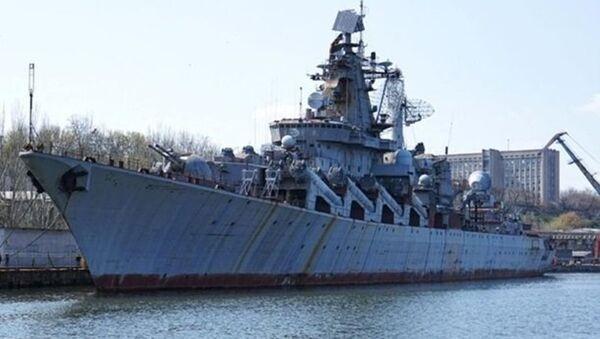 L'incrociatore Ucraina - Sputnik Italia