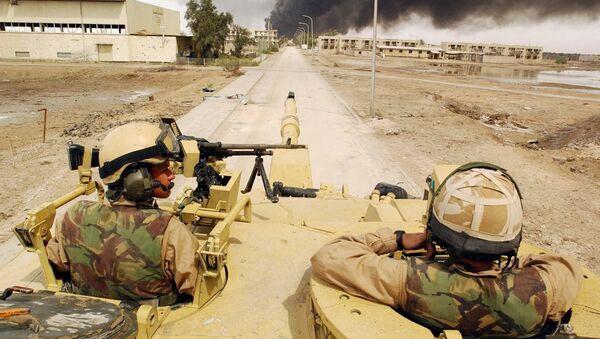 Basra, Iraq del Sud, 2003 - Sputnik Italia