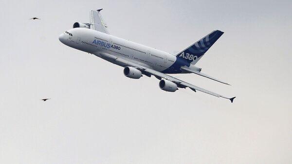 Un Airbus А380 - Sputnik Italia