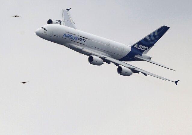 Un Airbus А380