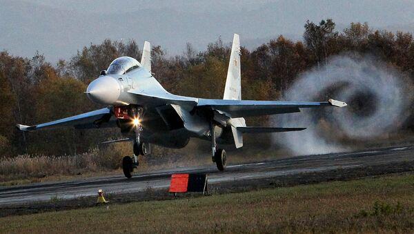 Il caccia multifunzionale Su-30 M2 - Sputnik Italia