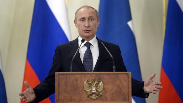 Vladimir Putin - Sputnik Italia
