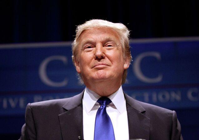 Donald Trump, miliardario statunitense