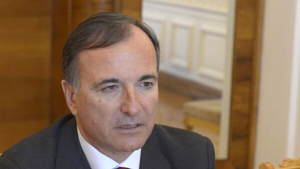 Franco Frattini - Sputnik Italia