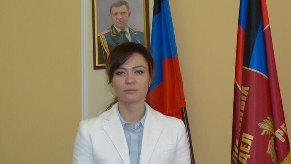 Natalia Nikonorova - Sputnik Italia